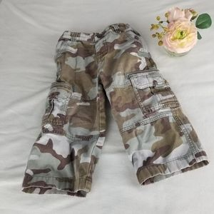 Mini Boden Cammoflauge Pants Toddler Size 2-3Y